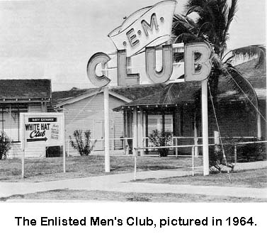 E. M. Club, US Naval Base, Guantanamo Bay, Cuba